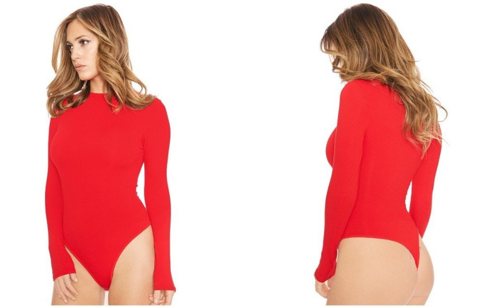 Long Sleeve O Neck Jumpsuits with 13 Colors