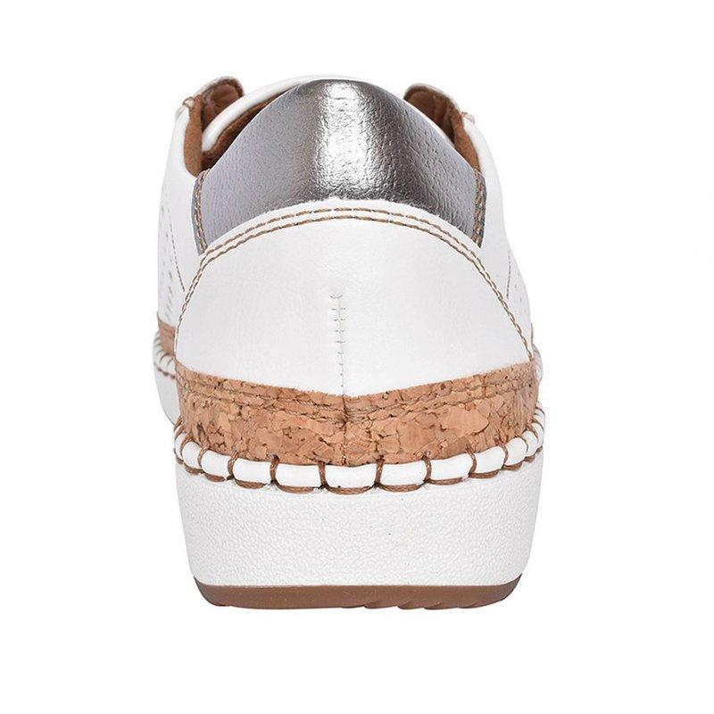 Hollow Out Hand-stitched Sneaker Shoe