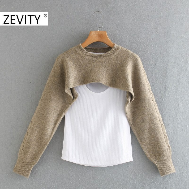 Long Sleeve O-neck Pullover Sweater